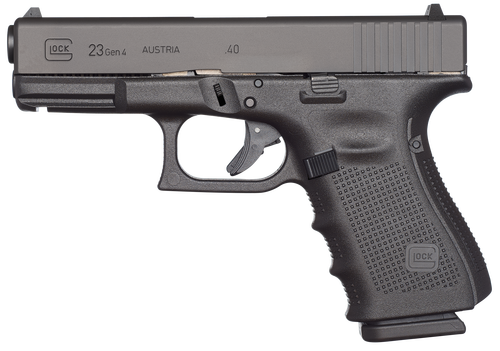 "Glock G17 Gen3, 9mm, 4.48"", 10rd, Black"