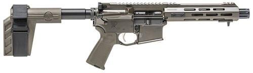 "Springfield Saint, .223/5.56, 7.5"", 10rd, SBX-K Arm Brace, OD Green"
