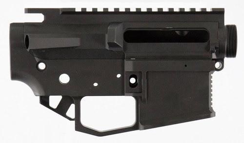 Rise Armament Striker AR15 Receiver Set, .223/5.56, Black