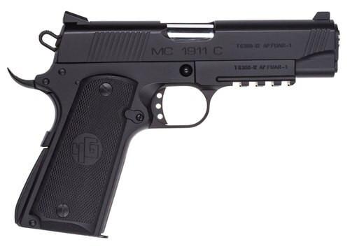 """Girsan 1911, 9mm, 4.4"""", 9rd, Black"""