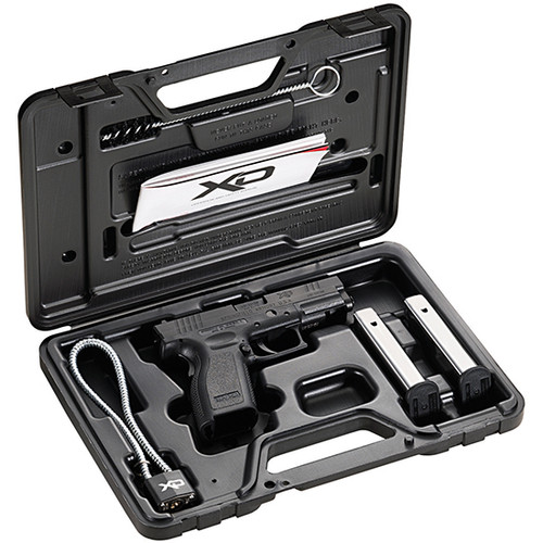 "Springfield XD, 9mm, 3"" Barrel, 13rd/16rd, Black"