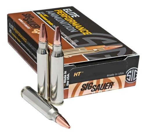 Sig Ammo Elite .30-06 150gr, 20rd Box