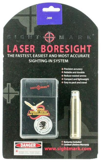 Sightmark Boresight 300 Win Cartridge Brass