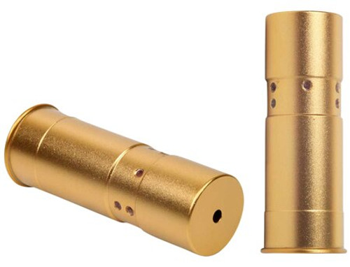 Sightmark 12 Ga Laser Boresighter Cartridge Chamber Brass