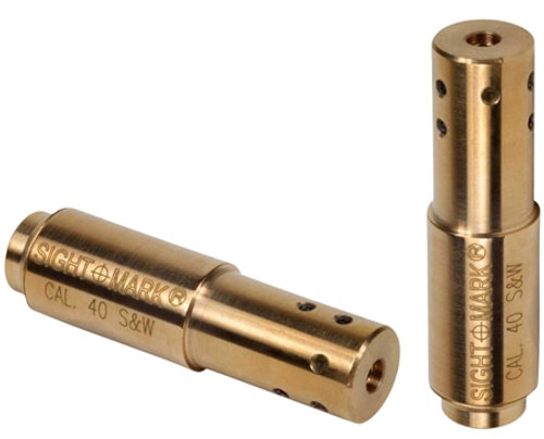 Sightmark Laser Boresighter Cartridge 40 S&W Brass