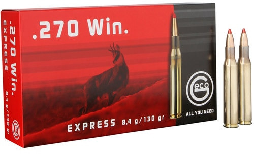 Geco 270 Win Exp 130gr, 20rd Box