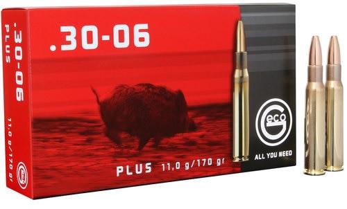 Geco 30-06 Plus 170gr, 20rd Box