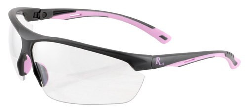 Remington Wiley X RE 601 Shooting/Sporting Glasses Women Gray/Pink Frame Clear