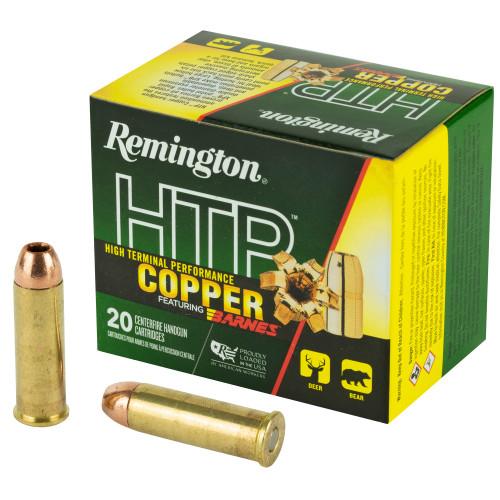 Remington HTP 41 Mag 180gr, XPB, 20rd Box
