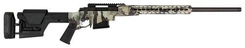 "Remington 700 PCR 308 Win, 24"", Magpul PRS/Aluminum Chassis, Black Stock, Veil Cervidae Camouflage, 5rd"