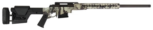 "Remington 700 PCR 6.5 Creedmoor, 24"", Magpul PRS/Aluminum Chassis Black Stock Veil Cervidae Camouflage, 5rd"