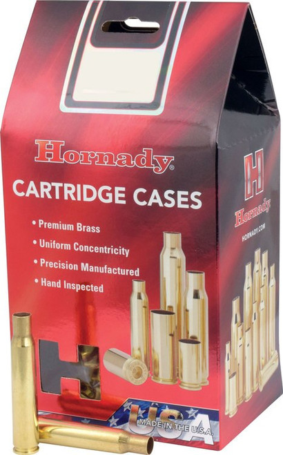 Hornady Unprimed Case 33 Nosler 20/Bag
