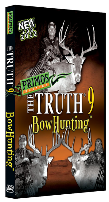 Primos The Truth 9 - Bowhunting DVD 2+ Hours 22 Hunts 20 Deer/2 Antelope