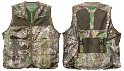 Primosos Bow Hunter Vest Gen 2 Medium/Large Realtree Xtra Green
