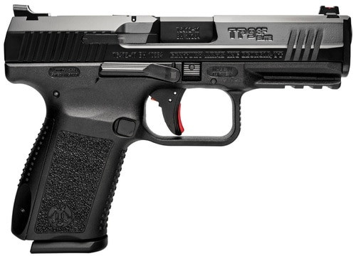 "Canik TP9SF Elite 9mm, ONE Series, 4.19"" Bbl, 15rd, Black Cerakote"