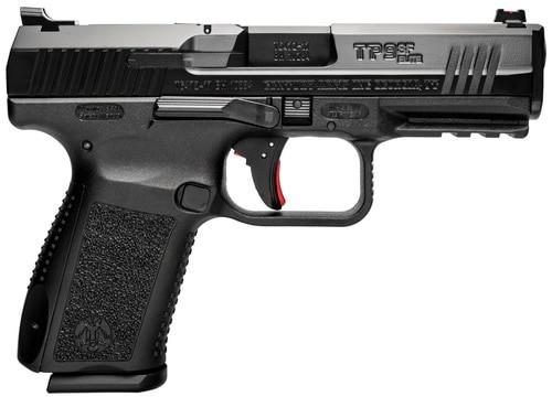 "Canik TP9SF Elite 9mm, ONE Series, 4.19"" Bbl, 15rd, Black Cerakote"