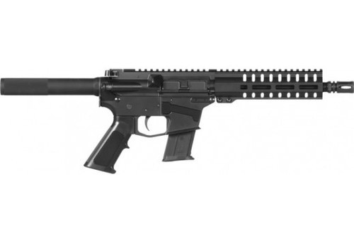 "CMMG Banshee MK57 Pistol 5.7x28 8"" Barrel, Black, 20rd PMag"