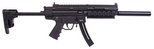 """American Tactical, GSG-16 22 LR, 16.25"""" Barrel, Black, Synthetic, 22Rd"""