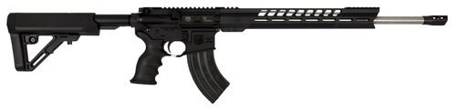 "Diamondback DB15 M-Lok 15"" AR-15 224 Valkyrie 18"" Barrel  \6-Position Synthetic Black"