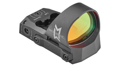 Sig Romeo 3 Max, 1x30mm Red Dot, 6 MOA, Black