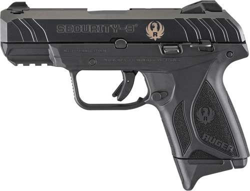 "Ruger Security 9, 9mm, Navy SEAL Foundation TALO Edition, 3.42"", 10rd, Blued"