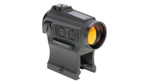 Holosun HE503CU-GR, Micro Green Dot, 2 MOA Dot/65 MOA Circle, Black