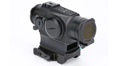 Holosun HE515GM-GR Elite, Green Dot, 2 MOA Dot/65 MOA Circle Dot, Black