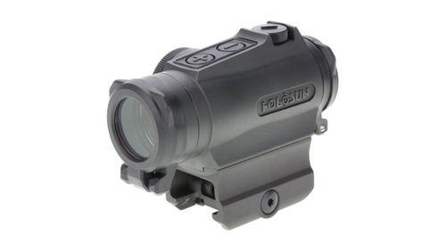 Holosun HE515GT-GR Elite, Micro Green Dot, 2 MOA Dot/65 MOA Circle dot, Black