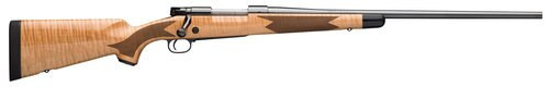 """Winchester Repeating Arms M70, SUPER GRADE, Bolt, 264 Winchester, 26"""", Blue, Wood, Right Hand, 3Rd"""