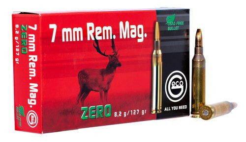 Geco 7mm Mag Zero 127gr, 20rd Box