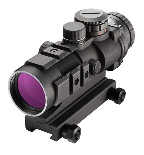 Burris AR-332 Ballistic 3x 3x32, Includes FastFire 3 Reflex Sight