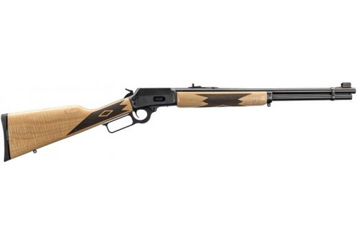 "Marlin 1894 Curly Maple Lever 44 Mag/44 Spec 20"" Barrel, 10rd, Deep Glossy Wood Finish"