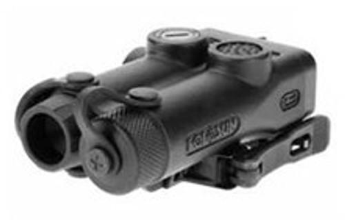 Holosun LE221-GR Elite, Coaxial, Green Laser, +/- 60 MOA Travel, Black