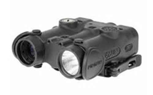 Holosun LE420-GR Elite, Coaxial, Green Laser, White Light & IR Illuminator, Black