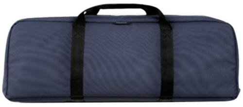 Bulldog Cases Ultra Compact AR-15 Discreet Carry Case 29x9 Navy With Black Trim