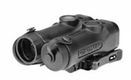 Holosun LE321-RD Elite, Coaxial, Red Laser, IR Illuminator, Black