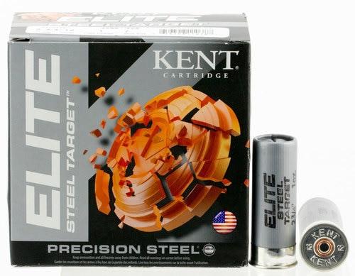 """Kent Elite Steel Target 12 Ga, 2.75"""", 1oz, 7 Shot, 25rd/Box"""