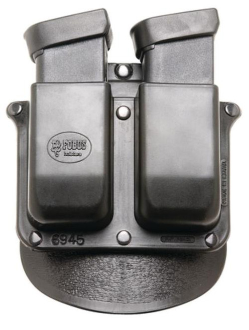 Fobus Double Mag Paddle Glock 10mm/45 ACP, Double Stack, Black