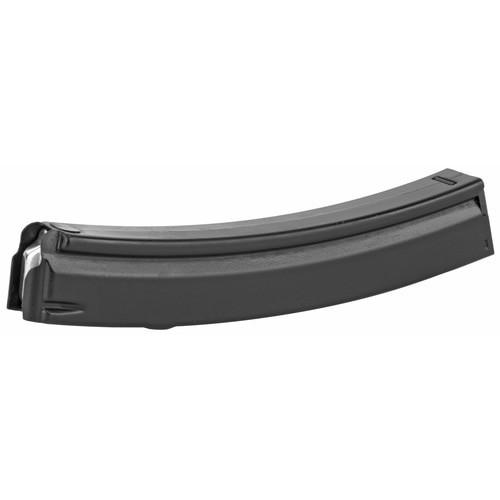 Zenith MP5 Magazine 9MM 30Rd, Steel, Fits Zenith, Heckler & Koch, Dakota Tactical, PTR, and POF 9MM