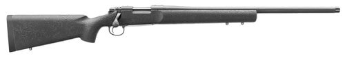 "Remington 700P 308 Win, 24"" Barrel, H-S Precision Stock, Black, 4rd"