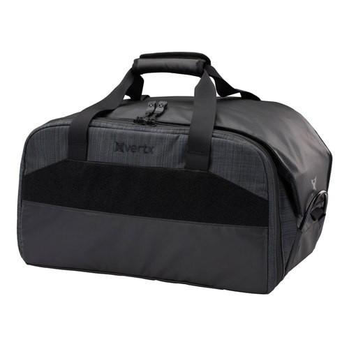 "Vertx COF Heavy Range Bag Nylon 10"" H x 18.5"" W x 11"" D Heather Black/Galaxy Black"