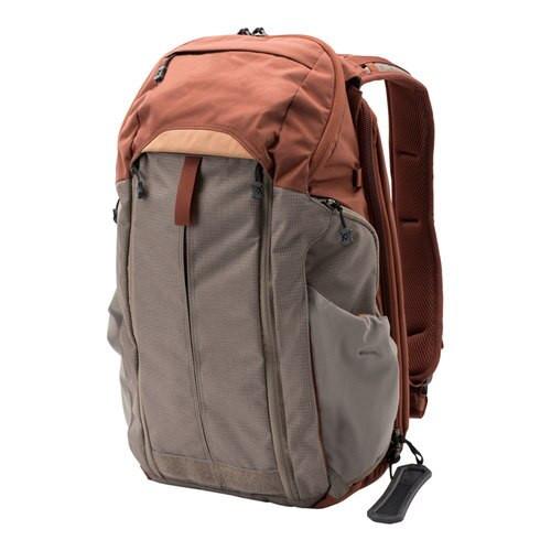 """Vertx Gamut Pack 2.0 Backpack Nylon 20.5"""" H x 11.5"""" W x 7.5"""" D Sienna/Mocha"""