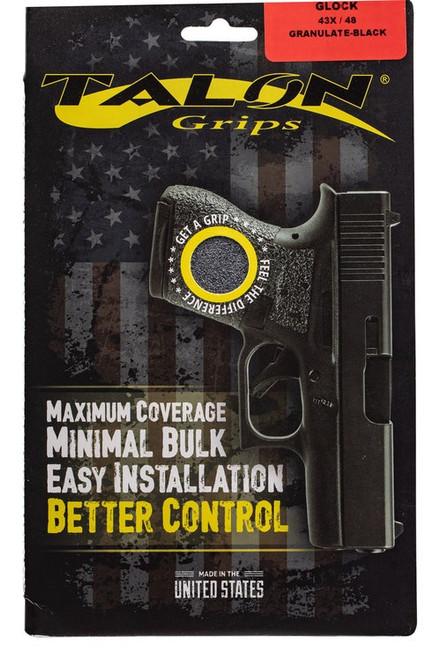 Talon Glock 48/43X Slip-On Grip Glock 48/43X Green