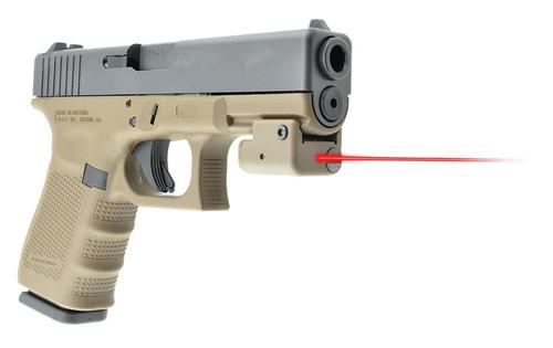 LaserLyte SCV4 Red Laser, Tan Finish