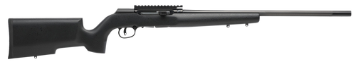 "Savage A22 Pro Varmint 17 HMR, 22"" Barrel, Wood, 10rd"