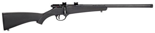 "Savage Rascal FV-SR Youth Action Rifle, 22 LR, 16.125"" Barrel"