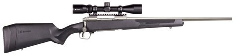 Savage 110 Apex Storm XP 7mm-08, Vortex Crossfire II 3X9X40 Scope