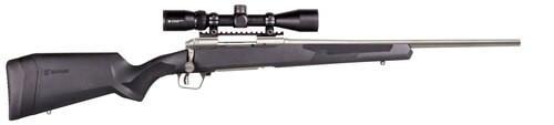 Savage 110 Apex Storm XP 6.5 Creedmoor, Vortex Crossfire II 3X9X40 Scope