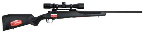 Savage 110 Apex Hunter XP LH 25-06 Rem, Vortex Crossfire II 3X9X40 Scope