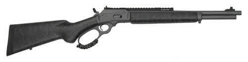 "Marlin 1894 SBL Modern Lever Hunter MLH Custom Shop, .44 Mag, 16"" Barrel 6rd, Happy Tripper, Action Job, Sniper Gray"